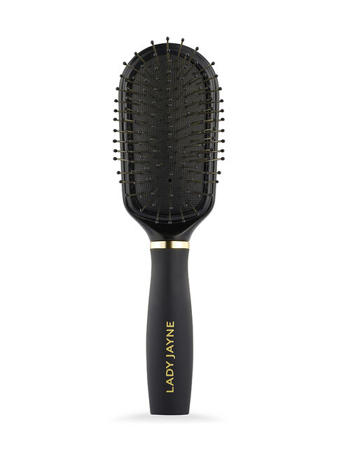 Purse-Sized Metal Bristles Pad Brush