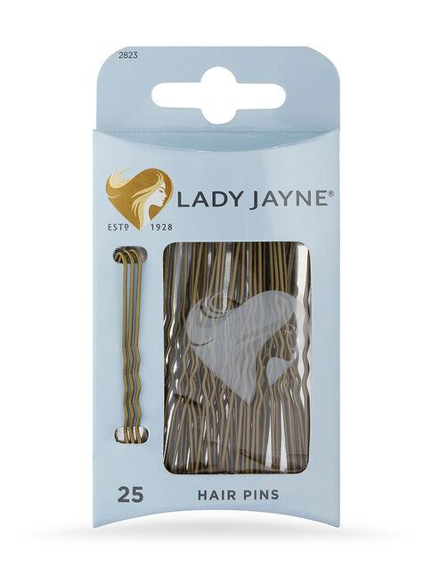 Brown Hair Pins - 25 Pk
