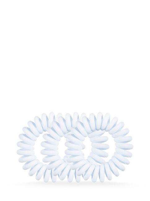Style Guards Sky Blue Kink Free Spirals - 4pk