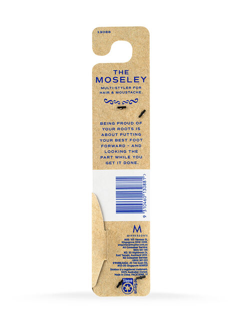 The Moseley Esquire Comb