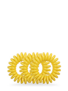 Style Guards Yellow Kink Free Spirals - 4 Pk