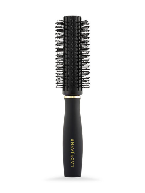Medium Radial Plastic Bristles Brush