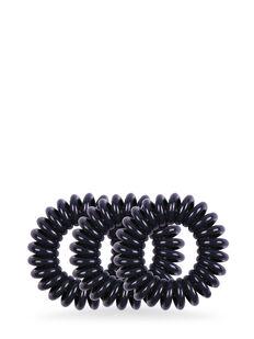 Style Guards Navy Blue Kink Free Spirals - 4 Pk