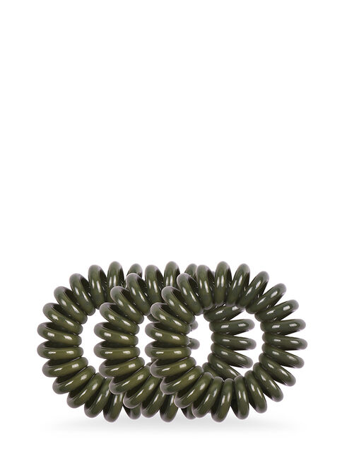 Style Guards Green Kink Free Spirals - 4 Pk