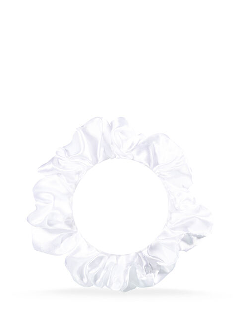 Scrunchie White - 1pk