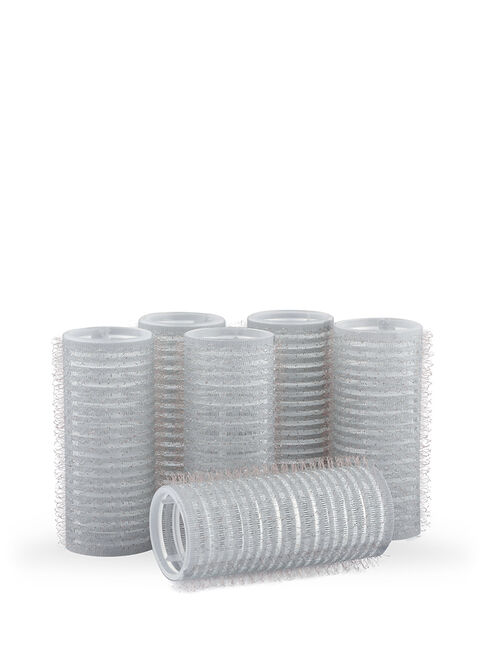 Medium Self-holding Rollers - 6 Pk
