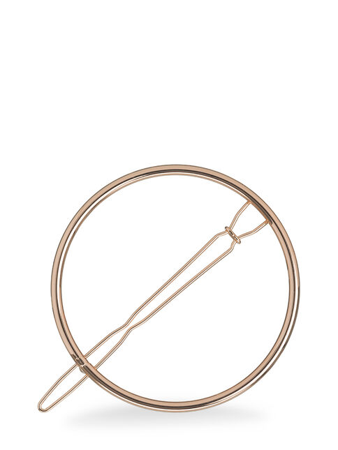 Round Barrette