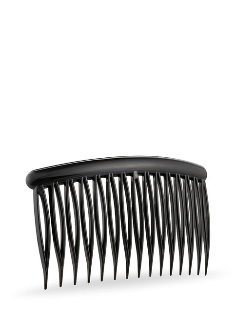 Black Side Combs - 4 Pk