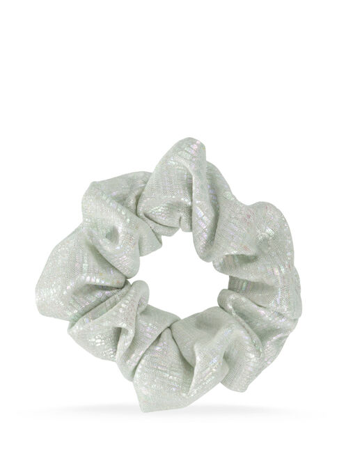 Green and Pink Scrunchies 2 Pack