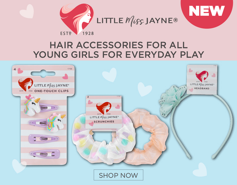 Hair Accessories for all Young Girls for Everyday Play